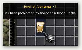 Scroll of Archangel +1