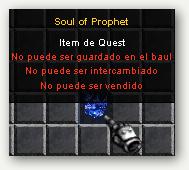 Soul of Prophet