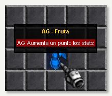 Fruta Agilidad