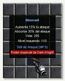 Dinorant