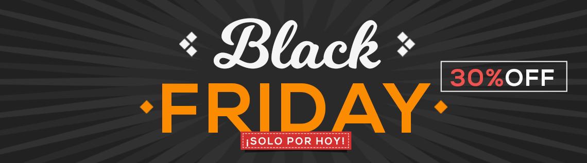 BlackFriday! 30% OFF en Alas y Cajas VIP, 50% OFF en Cambios de nombre